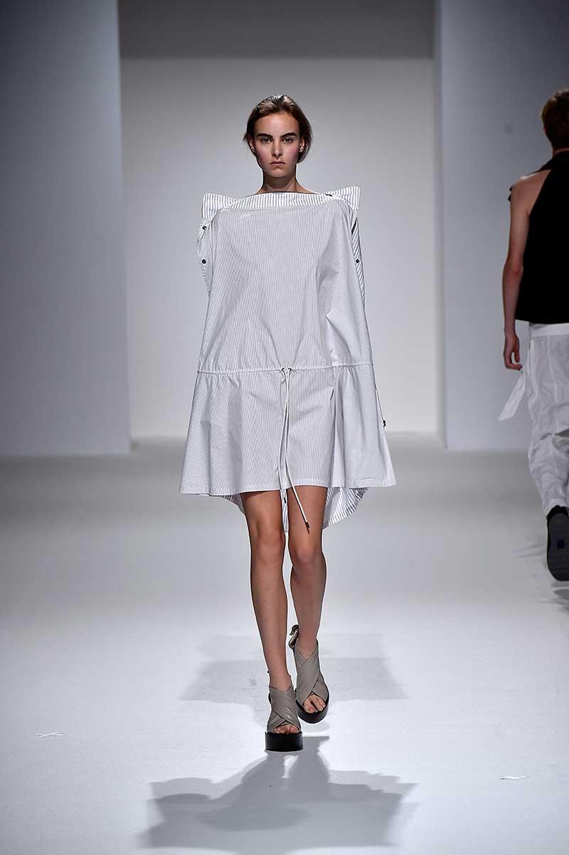 Oversize mode lente zomer 2017