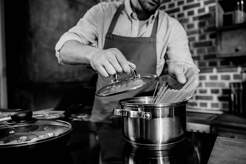 Pasta koken zoals de Italianen dat doen