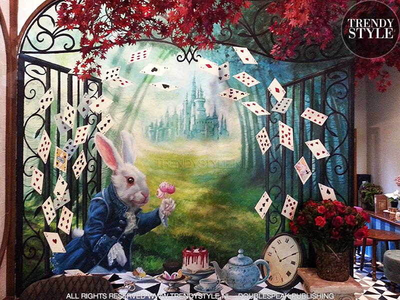 Perhaps Rabbits' Bangkok