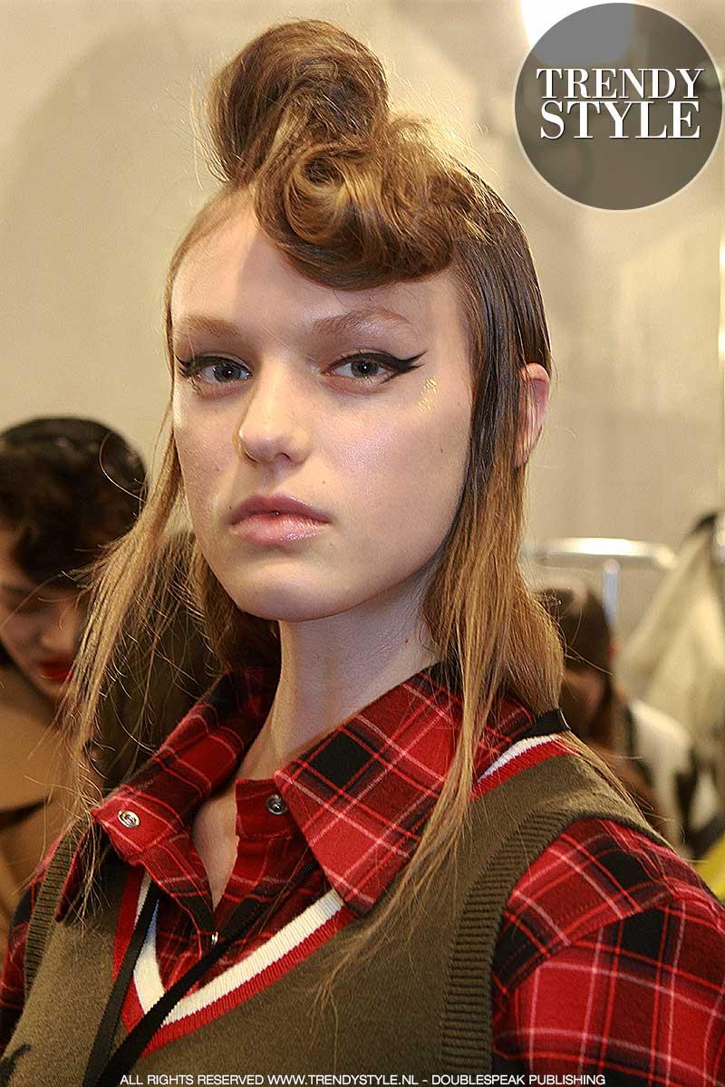 Retro kapsels met glamour look