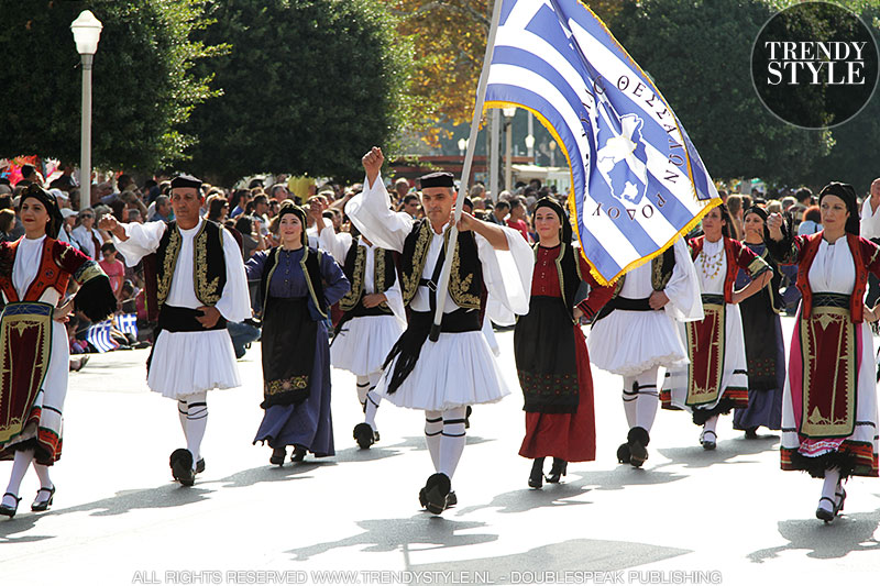 Ochi-dag, Griekenland