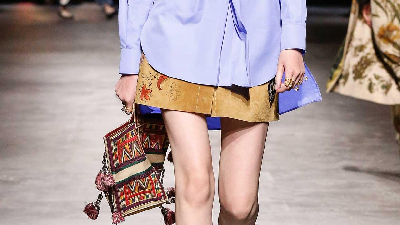 Modetrends voorjaar zomer 2021. 3x Rokkentrends