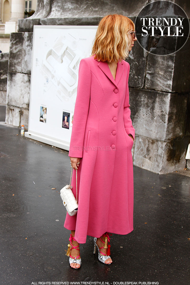 Roze is dé modekleur voor zomer 2016