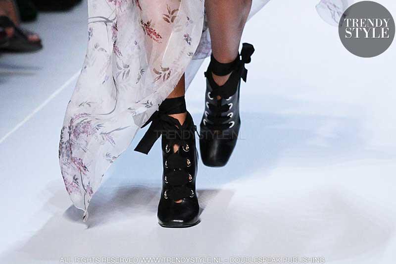 Schoenen trends zomer 2018