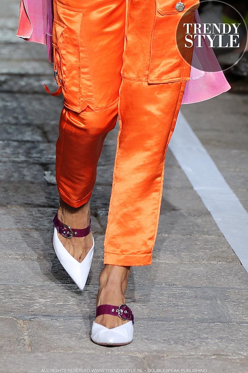 Schoenen trends lente zomer 2019
