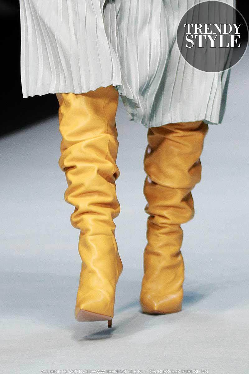 De nieuwste schoenen trends voor herfst winter 2018 2019
