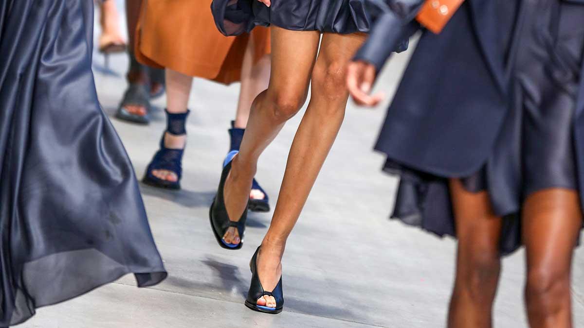 De schoenentrends voor lente zomer 2020 en de verzorging van je voeten