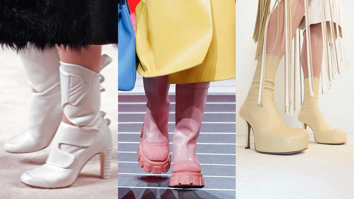 Schoenen trends herfst winter 2020