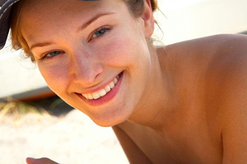 Zon en huidverzorging