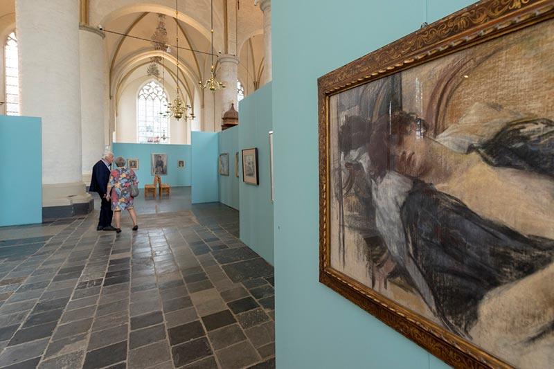 Tentoonstelling 'Wie doet mij wat!' in De Bergkerk in Deventer. Tot en met 30 juni 2019