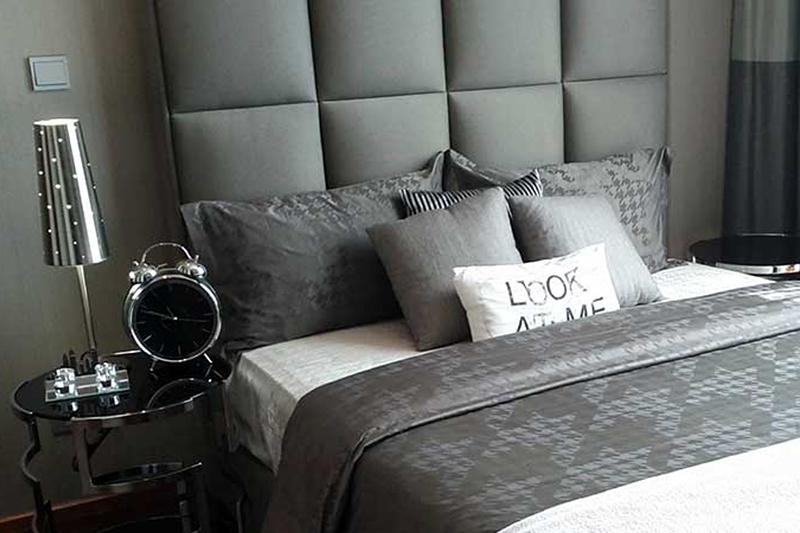 Zo krijgt jouw slaapkamer de allure van een vijfsterrenhotel trendystyle - Trendy slaapkamer ...
