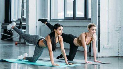 Trainen voor slankere benen. 10 Tips