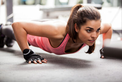 Workout. Meer spiermassa en minder vet. Kan dat hand in hand gaan?