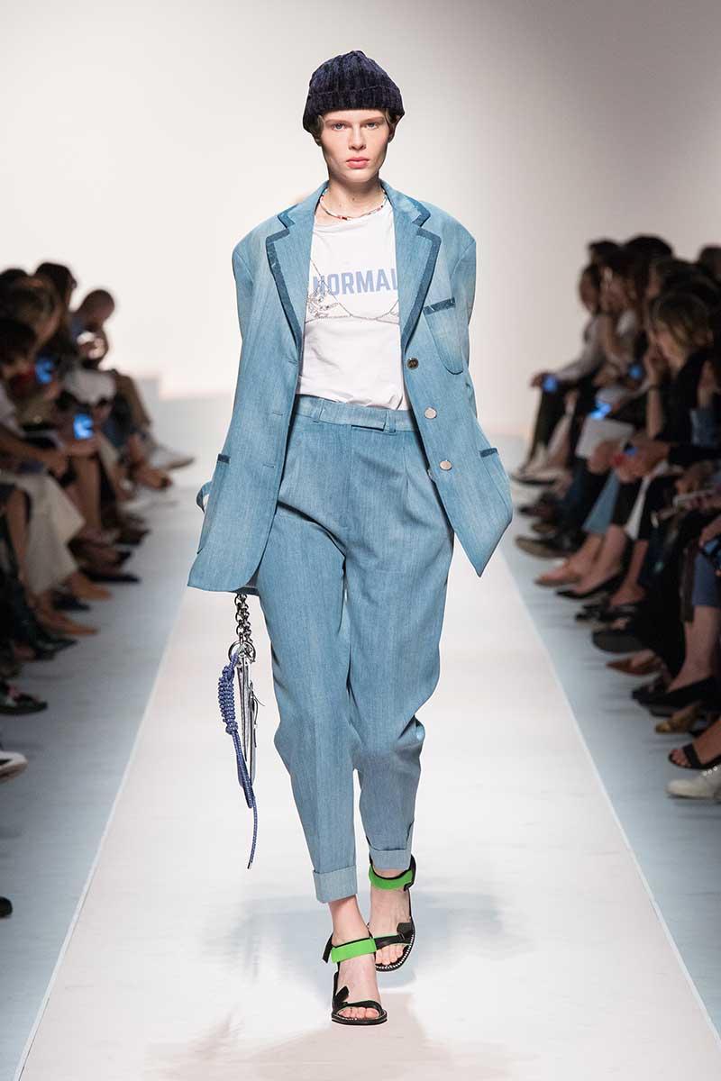 Modetrends zomer 2020. 5x Spijkerbroeken modellen