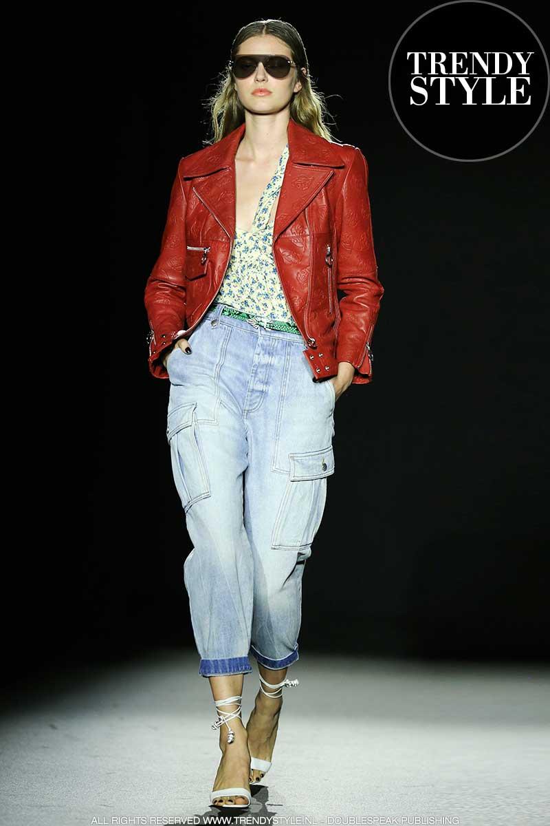 Spijkerbroeken trends lente zomer 2020
