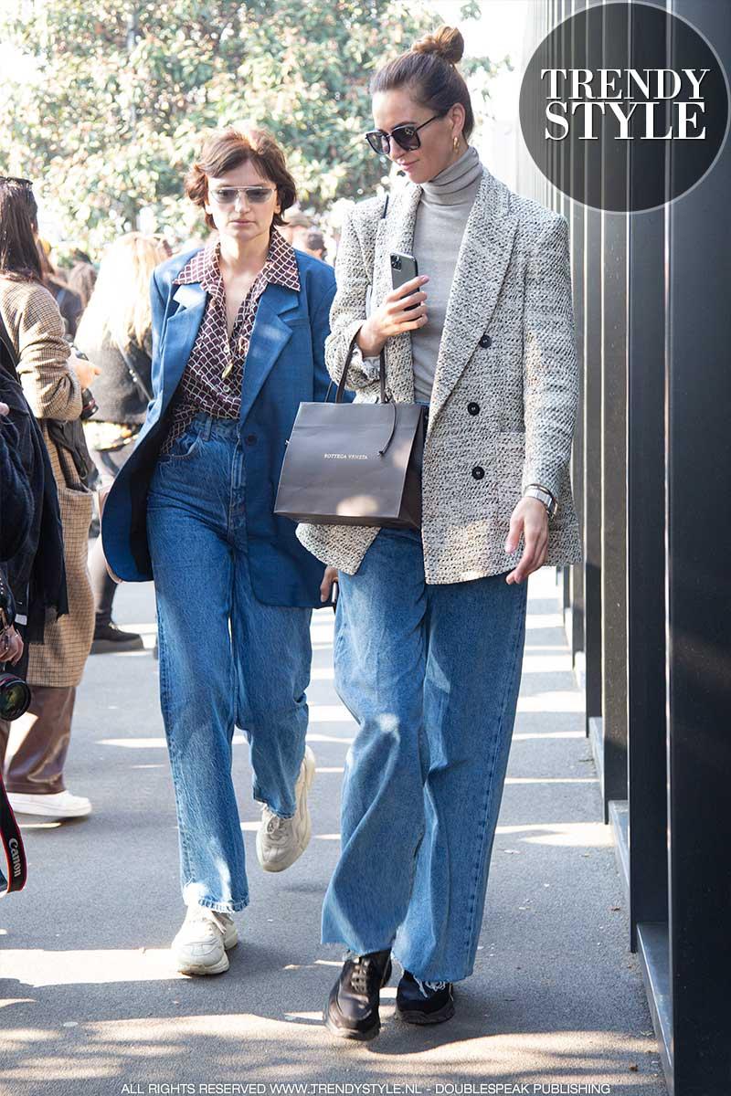 Jeans trends zomer 2020. Spijkerbroeken