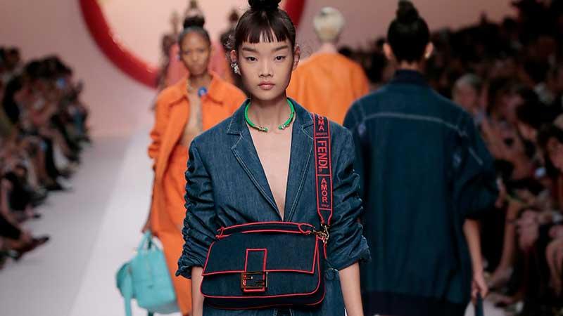 Modetrends zomer 2019. Spijkergoed