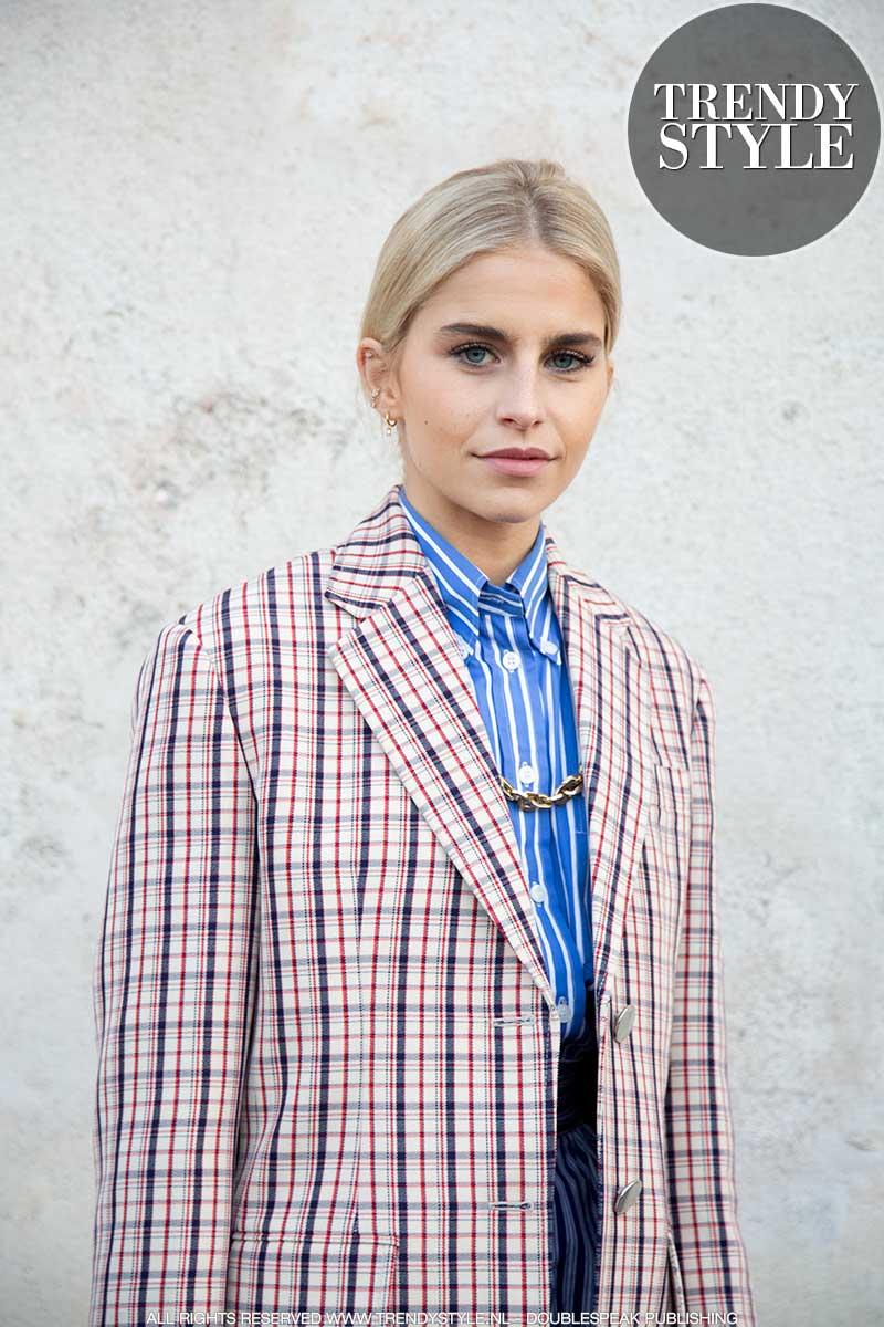 Modetrends lente zomer 2020. Dit is hét must-have item: een streepblouse