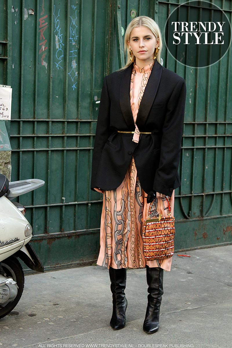 Streetstyle vrouw 2020