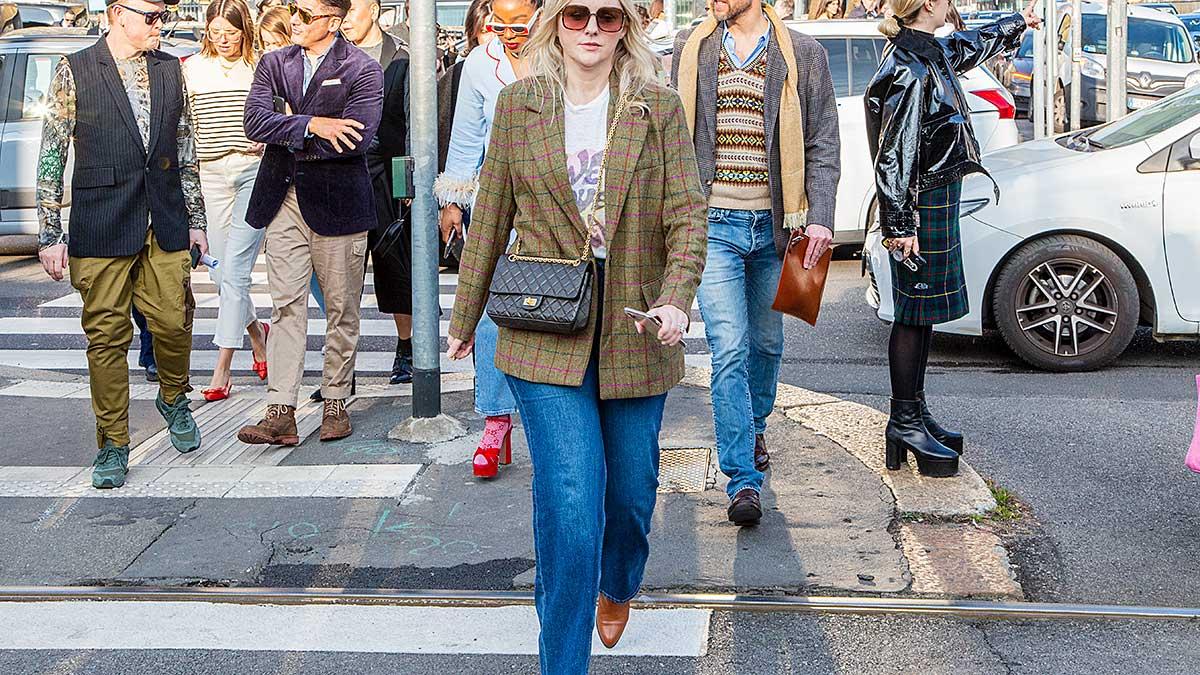 Streetstyle mode herfst 2020 2021. 3x Spijkergoed looks