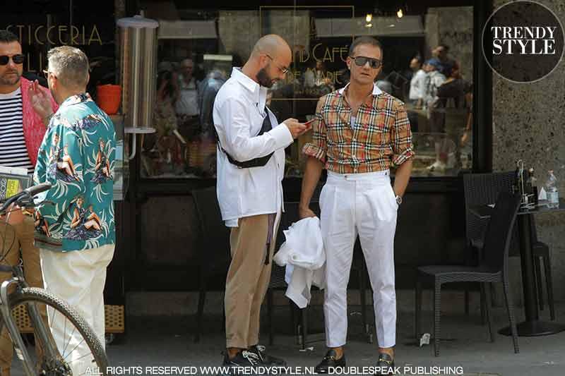 Milan Fashion Week Uomo zomer 2019