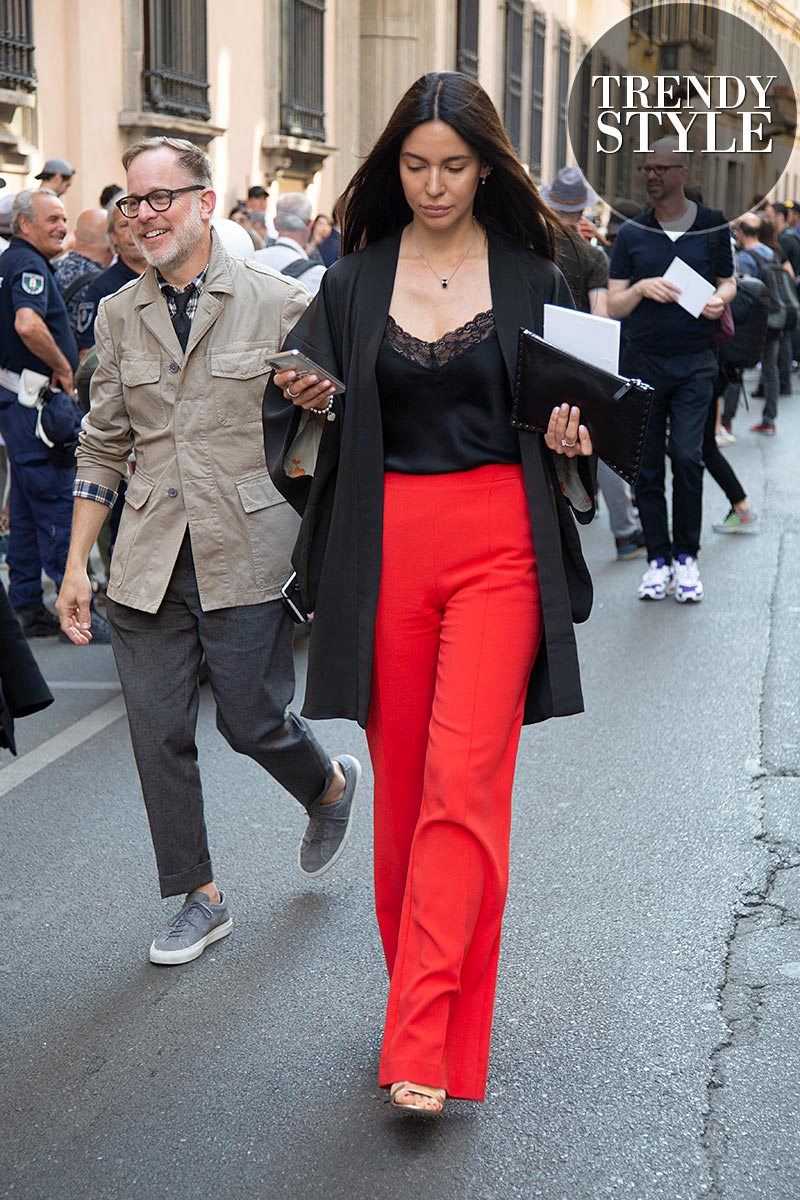Street style zomer 2019