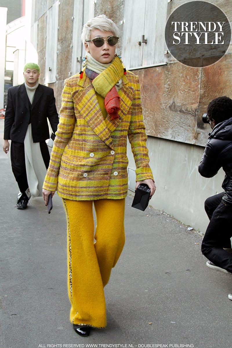 Milan Fashion Week Menswear. Bekijk de streetstyle looks van de fashionista's