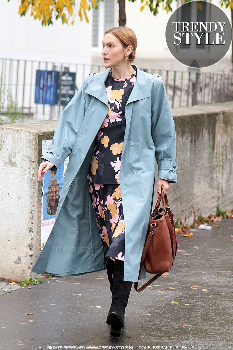 Street style mode 2018. 6 Stijlvolle lente looks