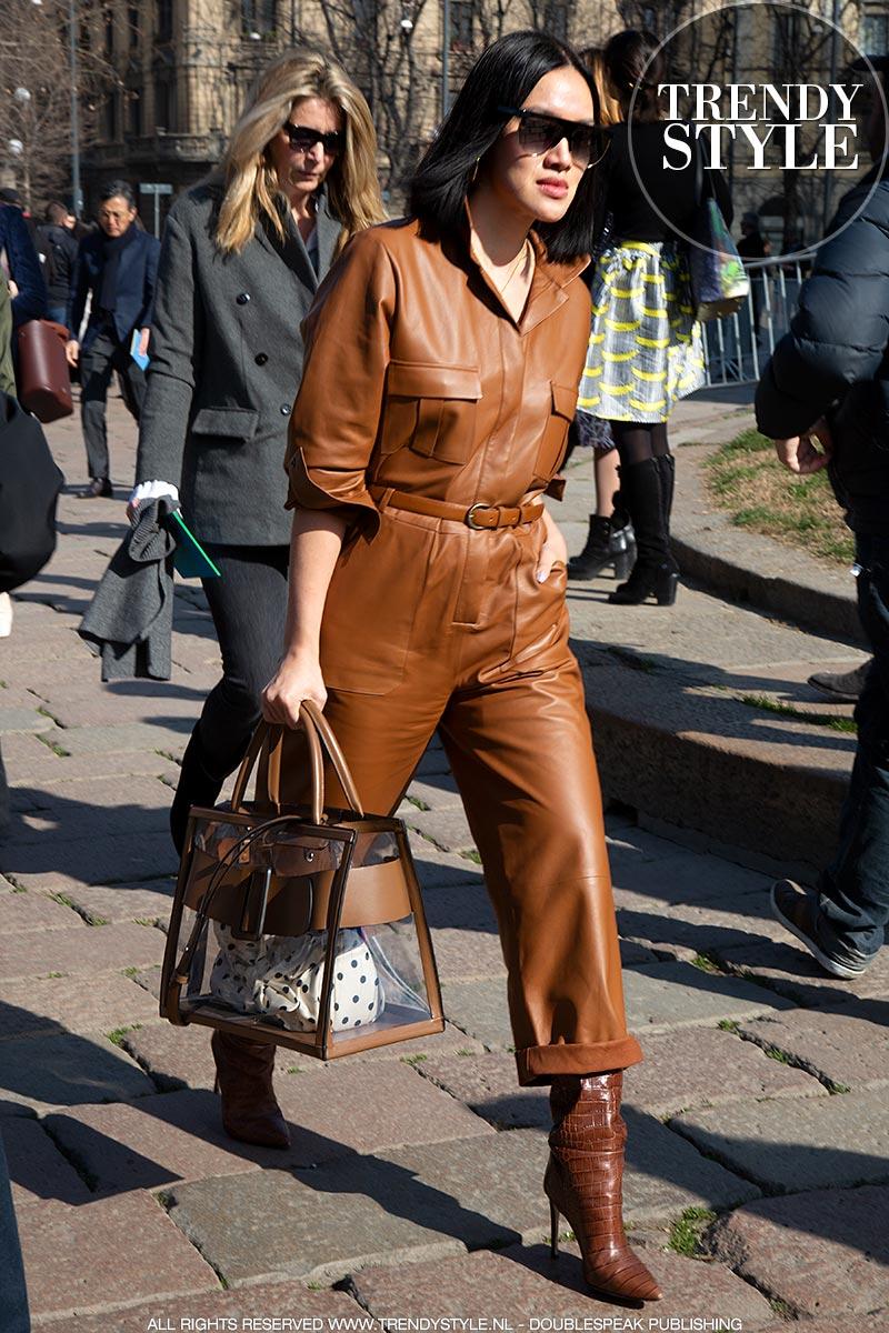 Streetstyle mode. 6 Lente looks voor nieuwe mode ideeën