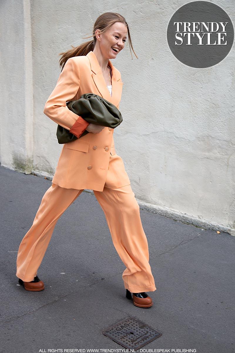 Milan Fashion Week zomer 2020. Streetstyle