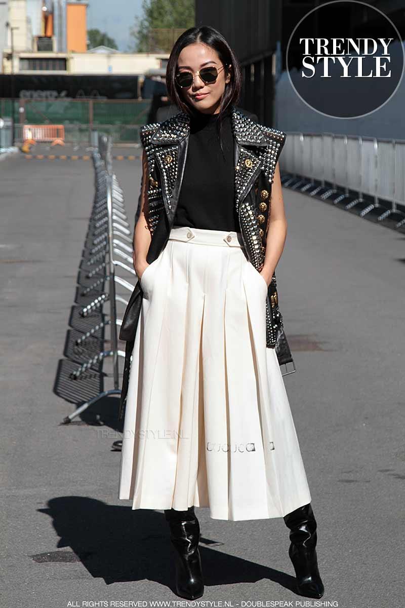 Streetstyle Milan Fashion Week
