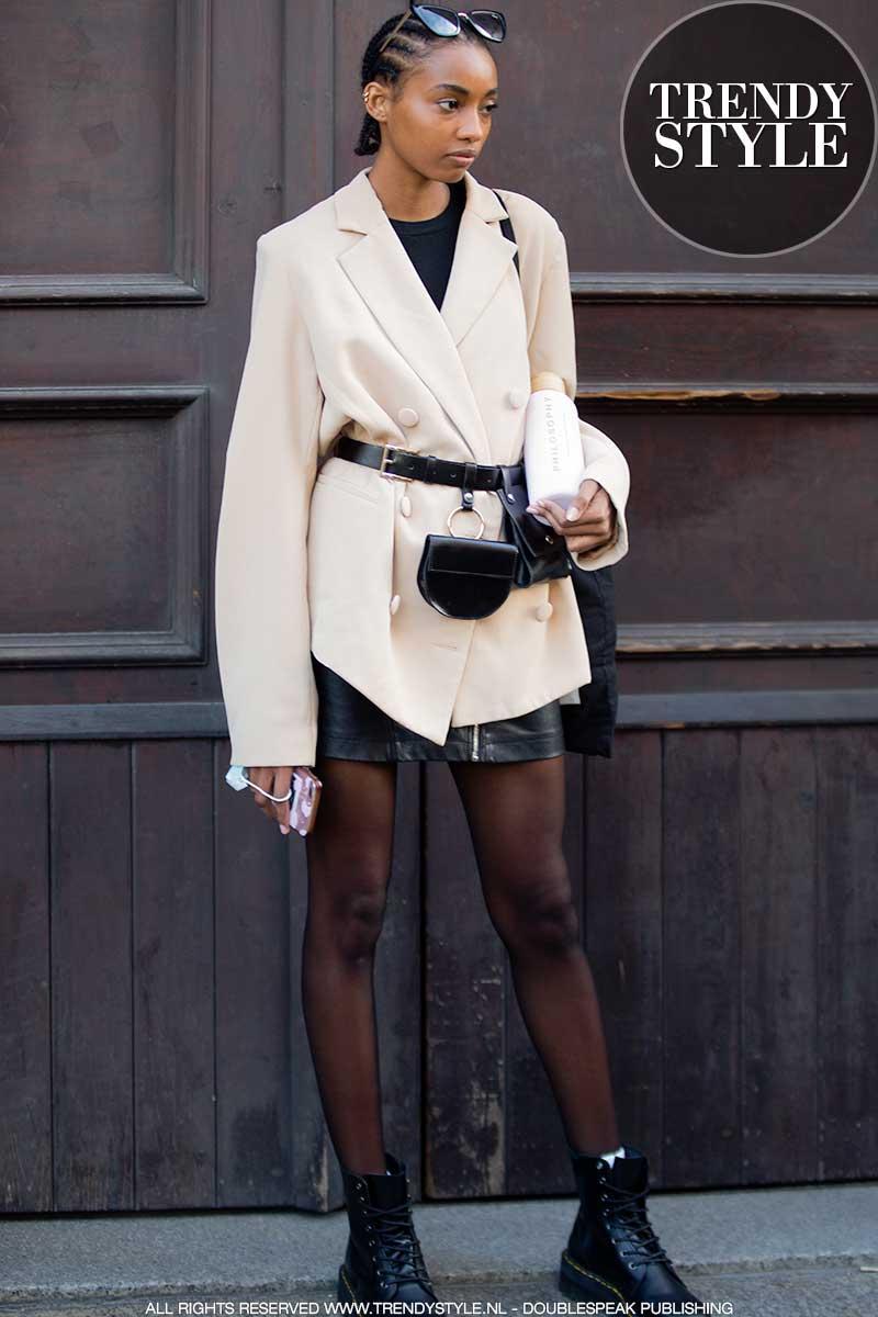 Streetstyle herfst 2020. De allernieuwste modetrends 2020