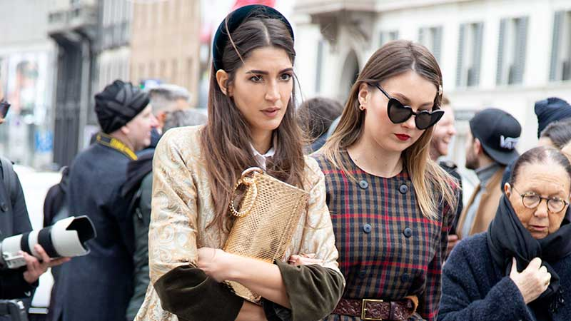 Streetstyle voorjaar 2020. 9 Mode ideeën