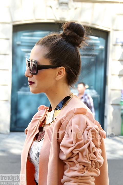 Zo gaat het Parijse modepubliek gekleed