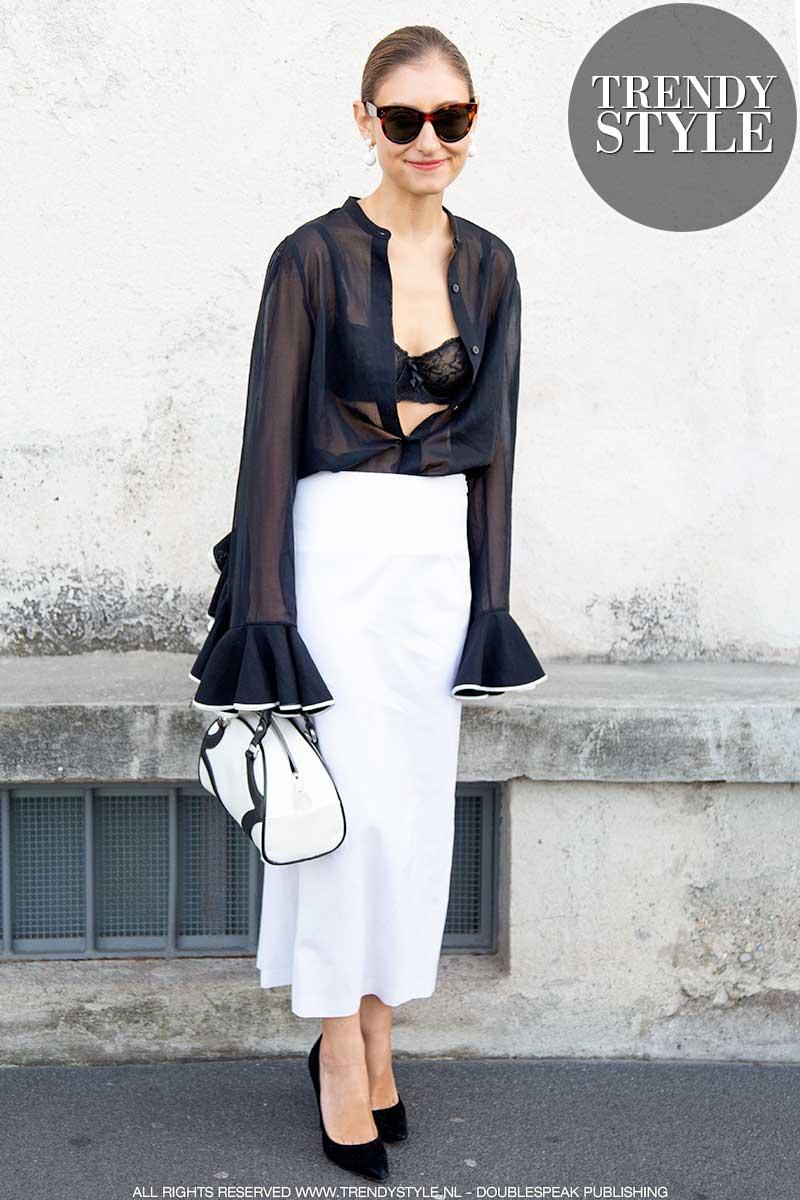 Streetstyle mode 2020. Zo kleed je je stijlvol als een Parisienne