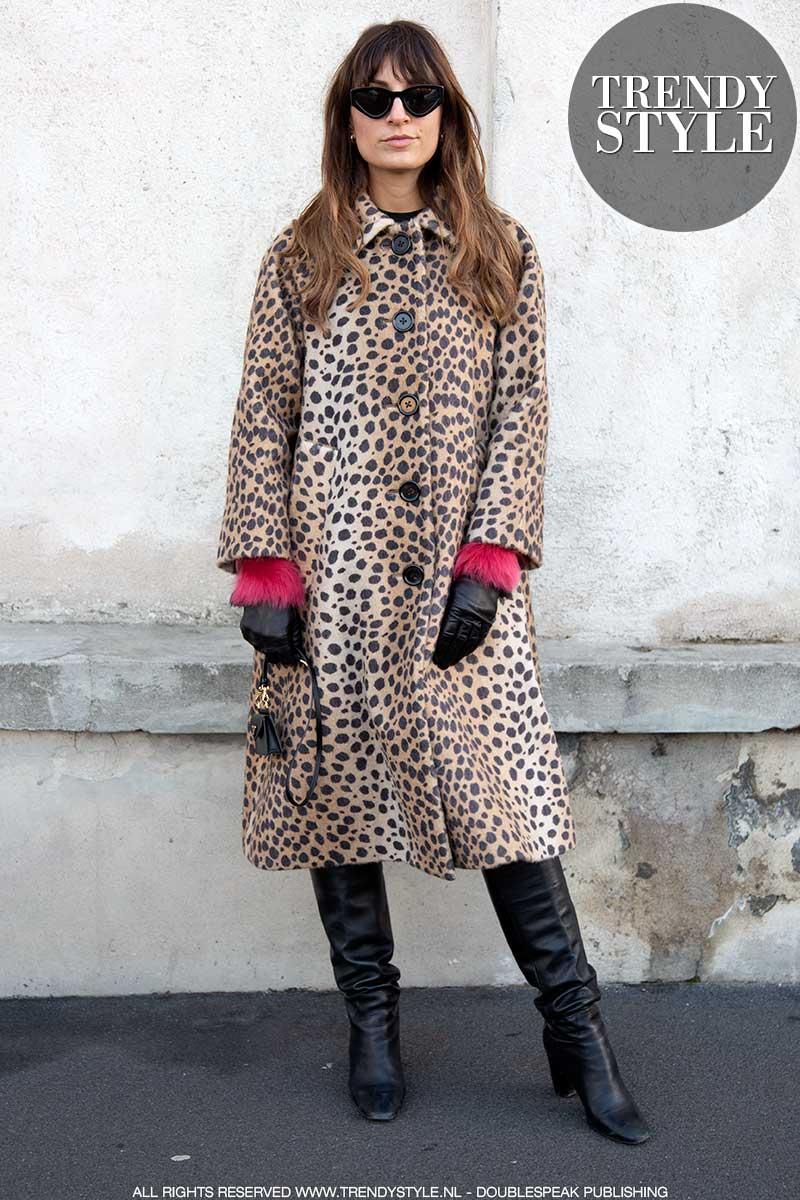 Streetstyle mode modeweek Milaan Prada 2020