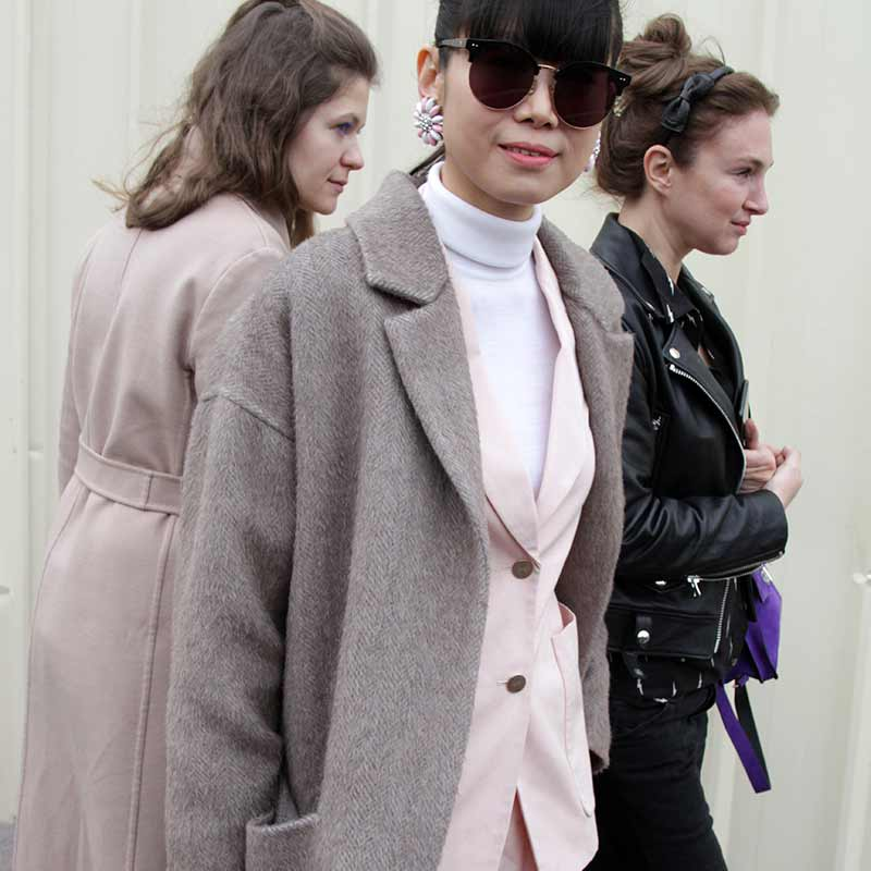 Streetstyle. 7 Winter mode looks om je door te laten inspireren