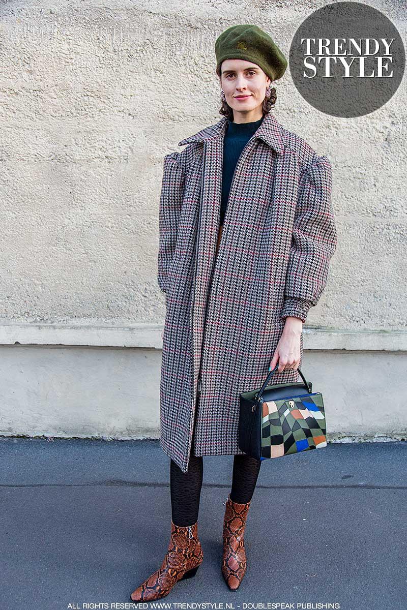 Streetstyle mode 2021. Mode inspiratie voor jouw (lockdown) winter look 2021