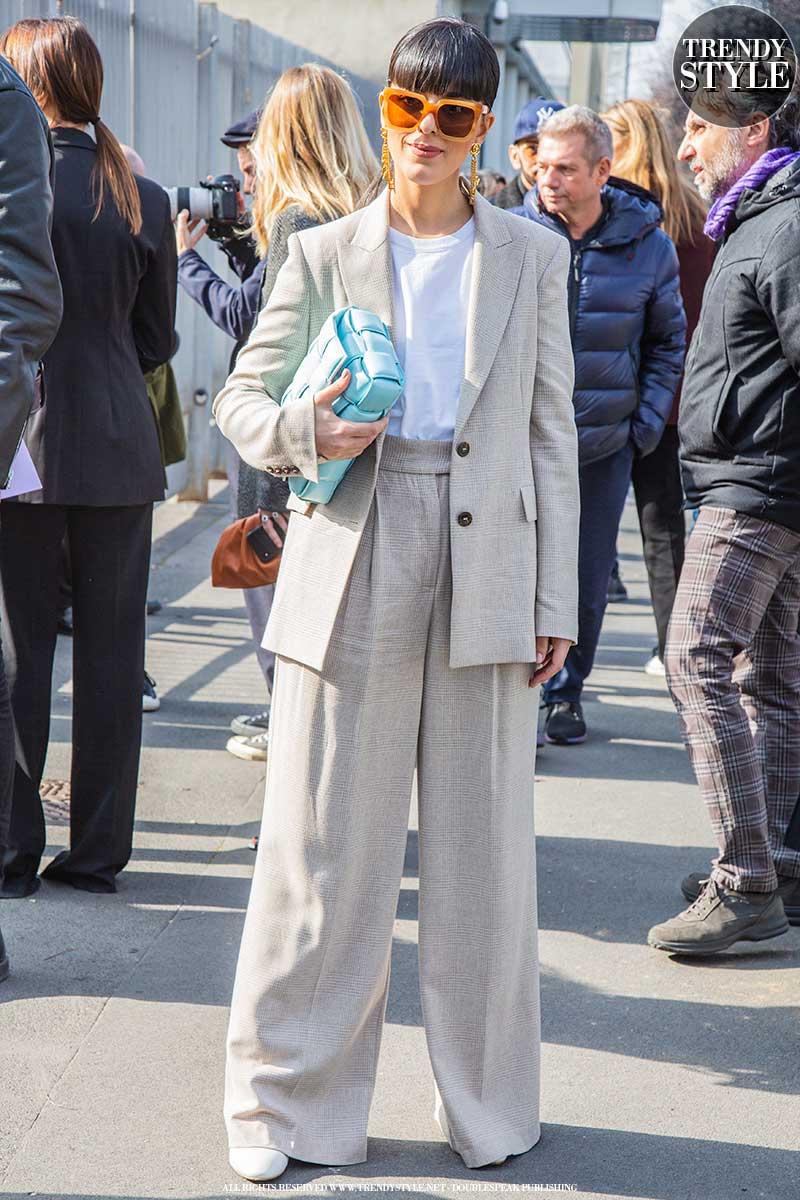 Streetstyle mode 2020. De ultieme kleuren van nu? Superneutral!