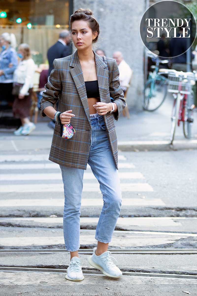 Streetstyle mode lente zomer 2021