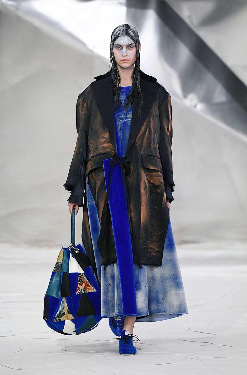 Mode trends herfst winter 2020. Drie nieuwe tassentrends