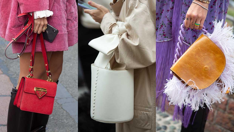 Mode accessoires herfst winter 2020 2021. 6x Tassen trends die je mode look boosten