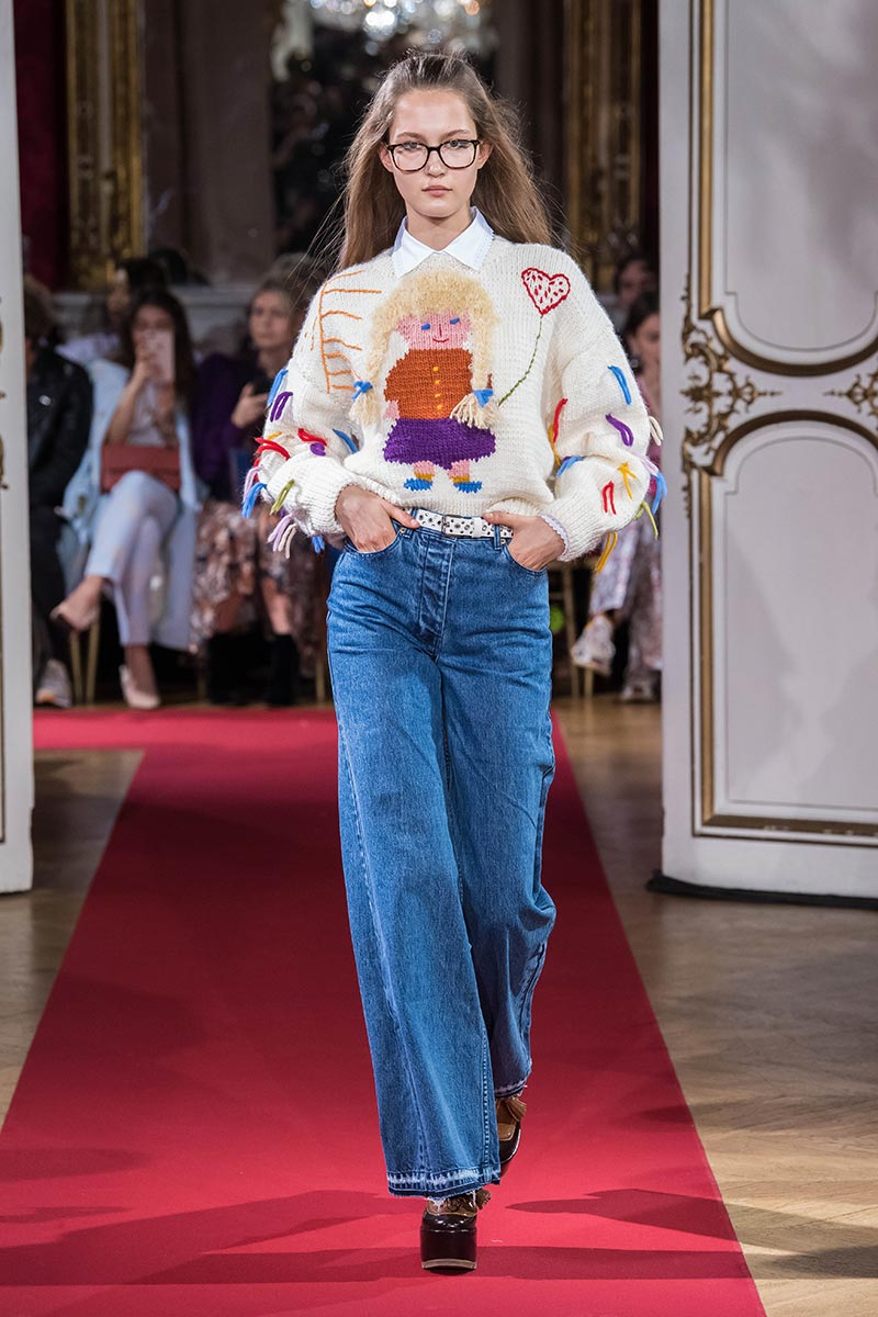 Jeans trends herfst winter 2018 2019
