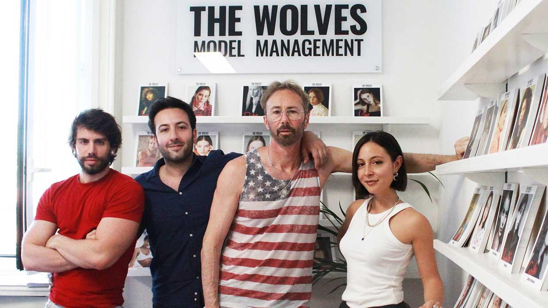 The Wolves Management modellenbureau Milaan