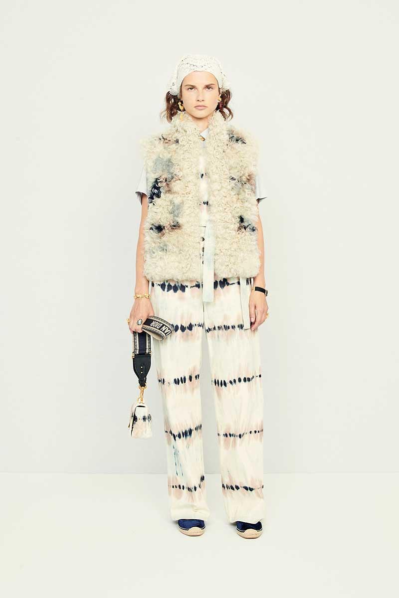 Dior Cruise collectie 2021 en Dior Caro Bag 2021