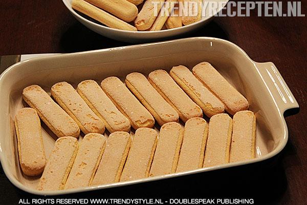 Tiramisu naar origineel Italiaans recept