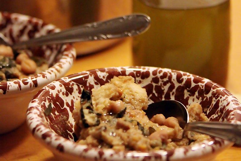 Toscaanse koolsoep