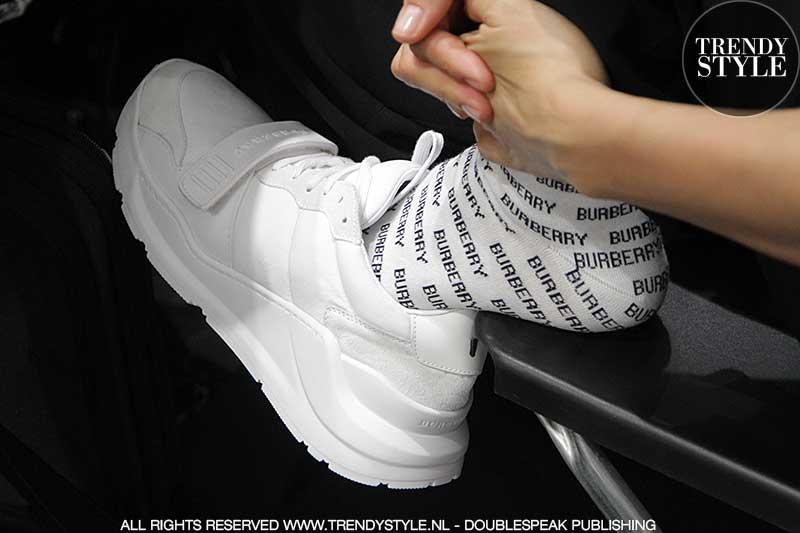 Ugly sneaker trend