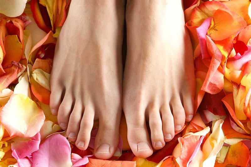 Verzorging voeten