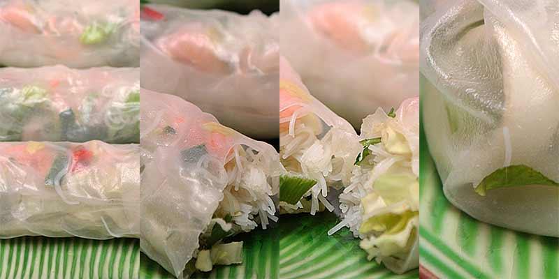 Vietnamese lenterolletjes